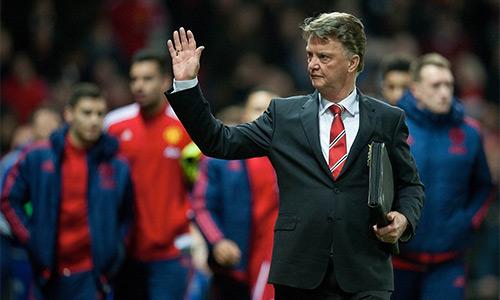 Màn trình diễn coi được trước Chelsea giúp Van Gaal lấy lại tự tin. Ảnh: SM.