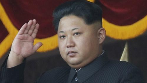 Lãnh đạo Triều Tiên Kim Jong-un. Ảnh: AP