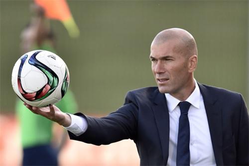 Zidane từng là một trong những cầu thủ có lối chơi tài hoa nhất thế giới. Ảnh: Reuters