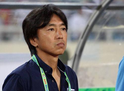 Hợp đồng của HLV Miura sẽ hết hạn vào tháng 4.