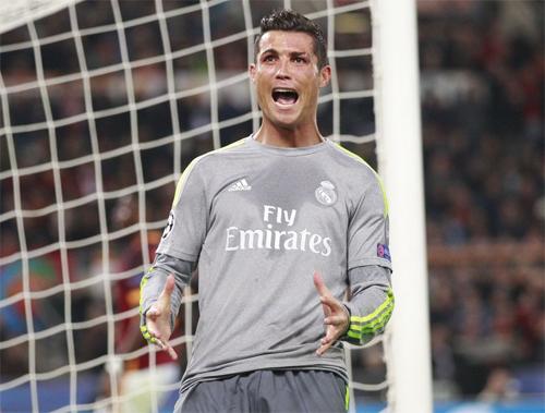 Ronaldo đang làm nên những con số khó tin trong lịch sử bóng đá. Ảnh: Reuters