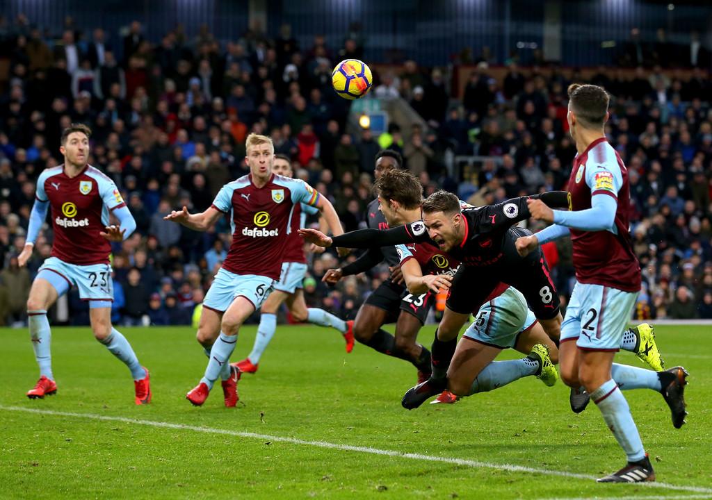 Nhận định kết quả bóng đá Burnley 0-1 Arsenal