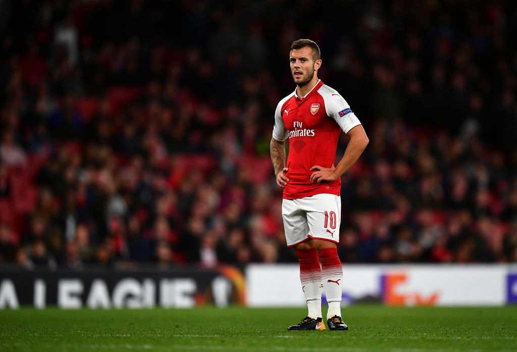 Jack Wilshere đồng ý ở lại Arsenal