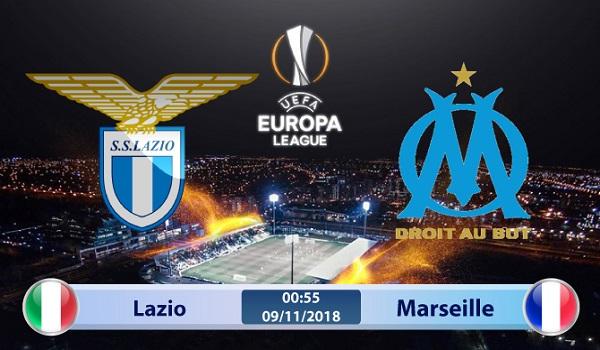 Nhận định Lazio vs Marseille