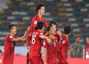 Báo châu Á cho rằng ĐT Việt Nam xứng đáng có mặt ở vòng tiếp theo.