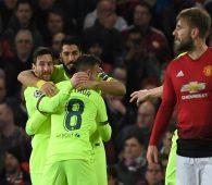 MU tiếp tục mộng mơ trước trận đấu Barca