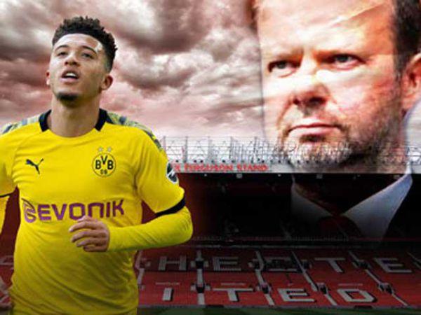 Dortmund làm rõ tương lai Sancho