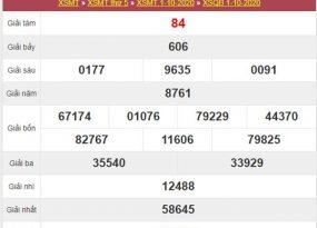 Dự đoán XSQB 8/10/2020 chốt lô VIP Quảng Bình thứ 5
