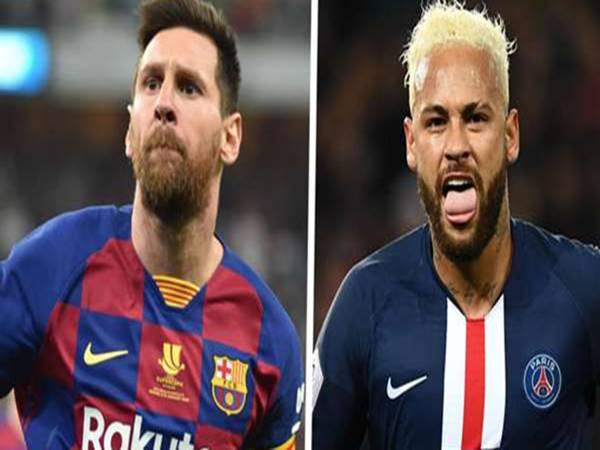 PSG nghĩ về kế hoạch giúp Neymar tái hợp Messi
