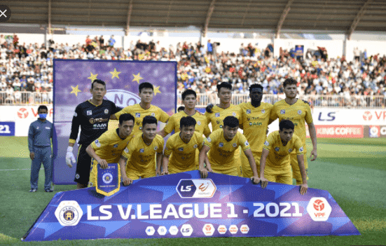 BẢNG XẾP HẠNG V-LEAGUE 2021 MỚI NHẤT: Hoàng Anh Gia Lai TOP