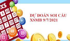 Dự đoán soi cầu XSMB 9/7/2021