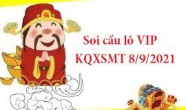 Soi cầu lô VIP KQXSMT 8/9/2021