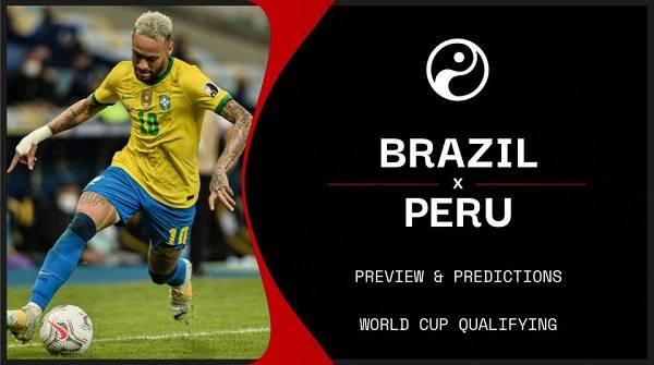 Soi kèo Brazil vs Peru 10/9